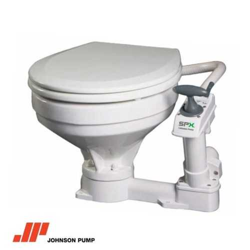 WC toilet marino manuale serie Large JOHNSON