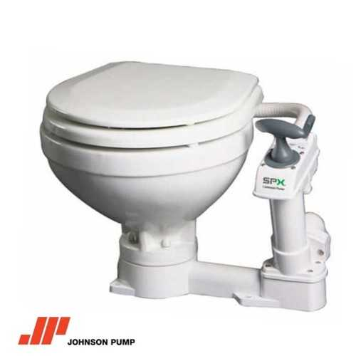 WC Toilet marino manuale serie Compact JOHNSON