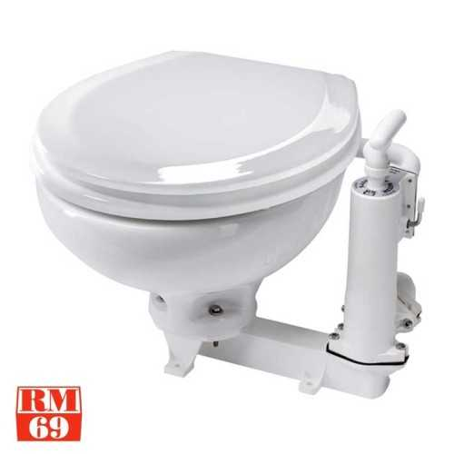 WC marino manuale serie Classic RM69