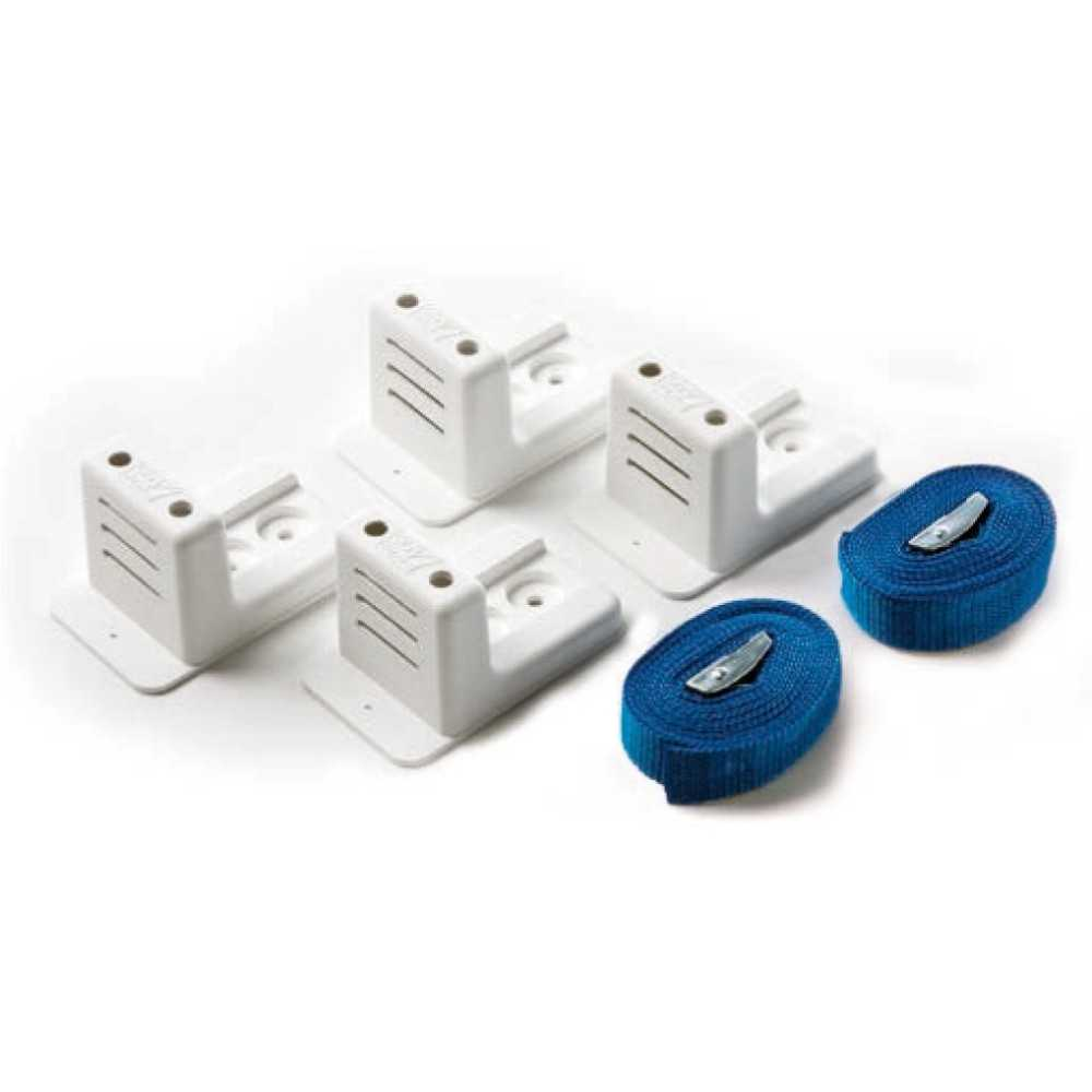 Sella universale per batterie - serbatoi - zattere autogonfiabili