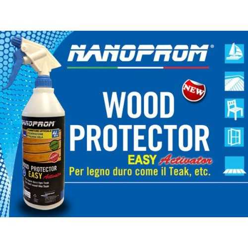 Wood Protector Easy Activator Nanoprom