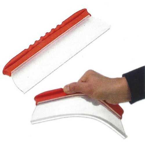 Spatola in silicone per vetri