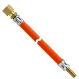 Tubo gas a bassa pressione attacco compressione-tubo