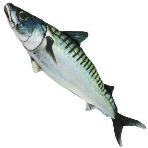 Cuscino d'arredo Pesce Sgombro dell'Atlantico