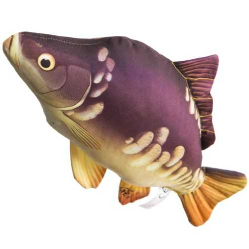 Cuscino d'arredo Pesce Carpa L35