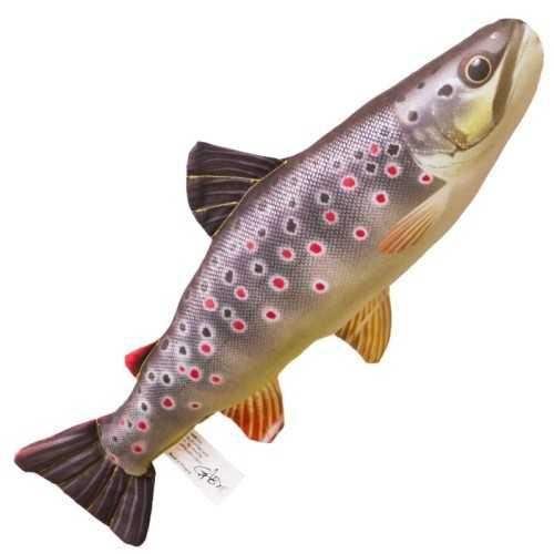 Cuscino d'arredo Pesce Trota L35