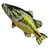 Cuscino d'arredo Pesce Persico L67