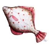 Cuscino d'arredo Pesce Passera L41
