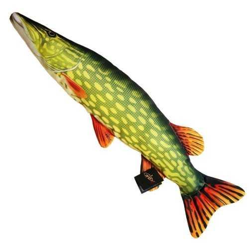 Cuscino d'arredo Pesce Luccio L80