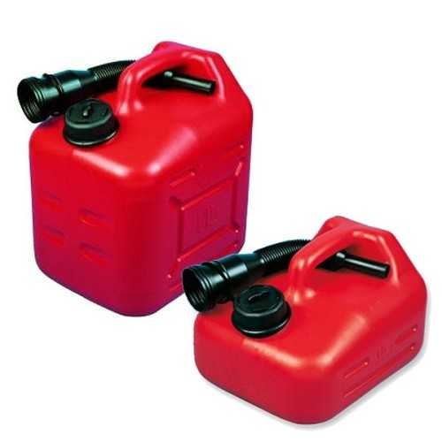 Tanica per carburante omologata Ri.Na