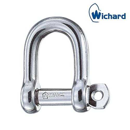 Grillo acciaio inox AISI 316 Wichard