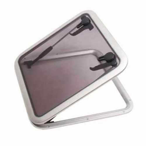 Osteriggio tipo GOIOT a basso profilo in alluminio