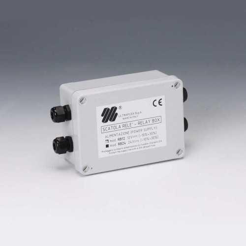 Scatola Relè per attuatore elettrico Uflex