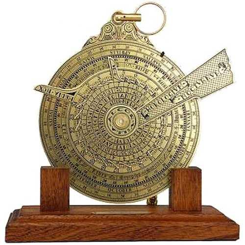 Notturnale antico strumento astronomico