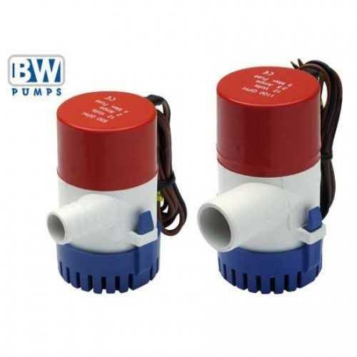 Pompa di sentina automatica BW A-Pump