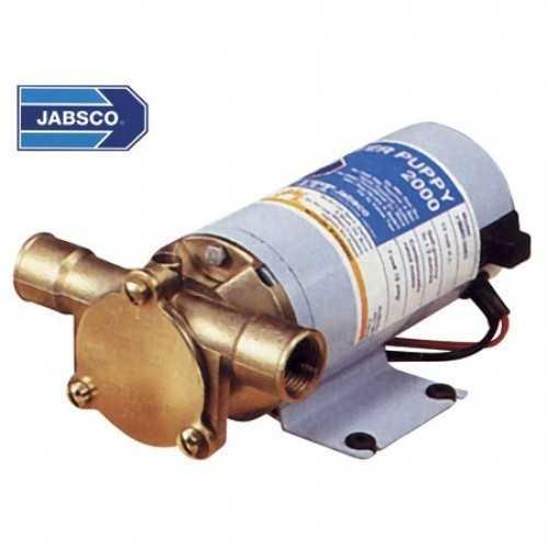 Pompa autoadescante JABSCO