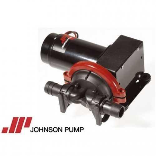 Pompa autoadescante a membrana JOHNSON