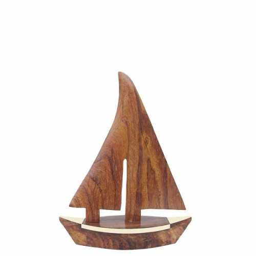 Fermacarte barca a vela
