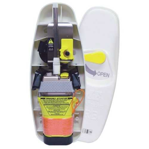 Epirb MT403FF GME attivazione automatica