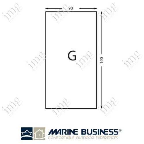Lenzuolo cotone elasticizzato Mod.G - Marine Business