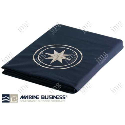 Free Style Lenzuolo doppio con Federe Blu - Marine Business