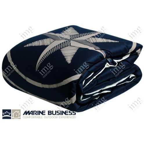 Trapunta Singola Free Style Blu - Marine Business