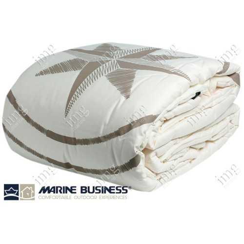 Trapunta Doppia Free Style Ecru - Marine Business