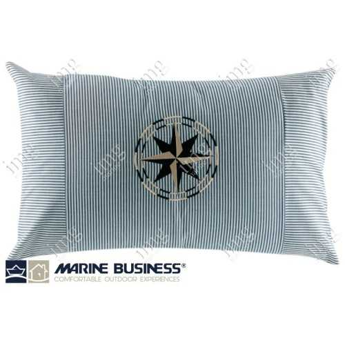 Fodere cuscini Free Style Chic Blue 2 pz. Marine Business