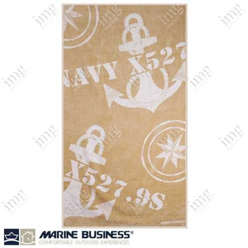 Telo Mare Free Style Sabbia con cuscino - Marine Business