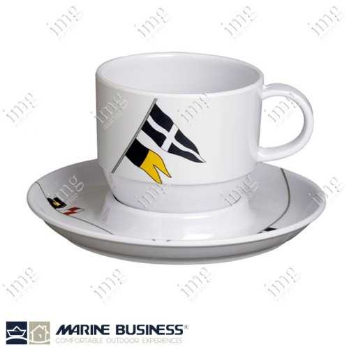 Tazze Tea melamina Regata Marine Business