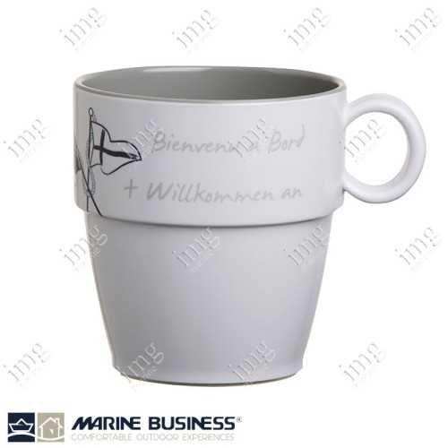 Tazze Mug Welcome on Board Marine Business