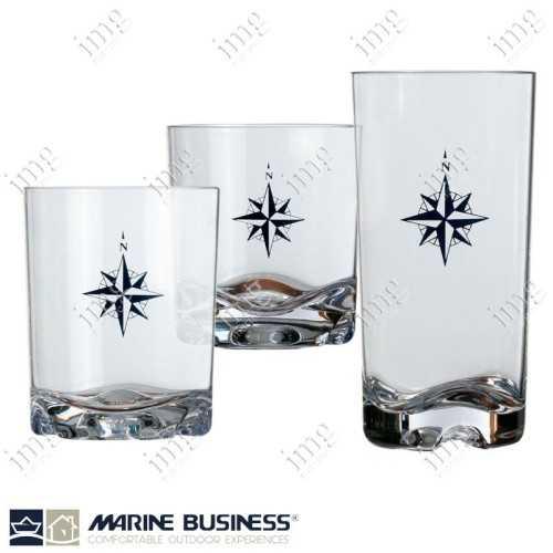 Bicchieri infrangibili in policarbonato Northwind Marine Business