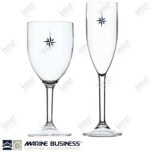 Bicchieri a calice infrangibili Northwind Marine Business