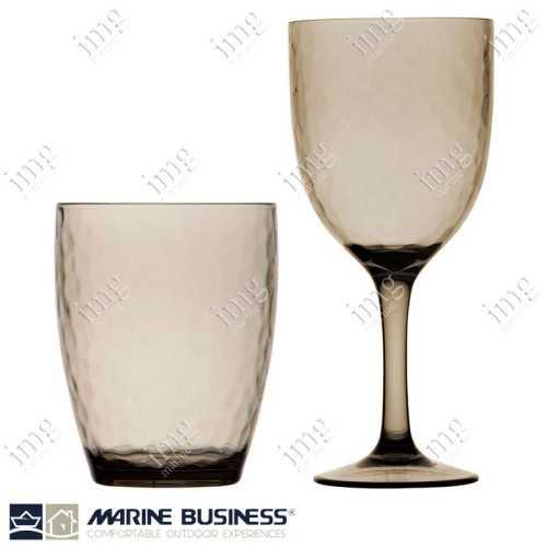 Bicchieri Gold infrangibili Marine Business
