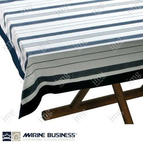 Tovaglia antimacchia Blue Navy Marine Business