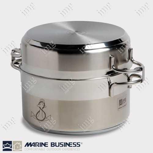 Batteria da cucina 7 pezzi Marine Business