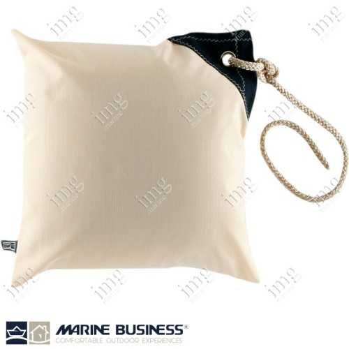 Cuscino impermeabile Ecru - Marine Business