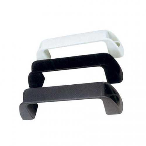 Maniglia corta in PVC