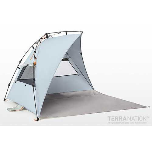 Tenda da spiaggia HAREKOHU Blue Terra Nation