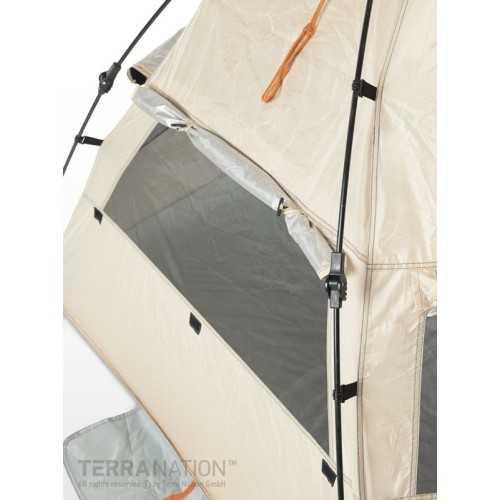 Tenda parasole da spiaggia REKAKOHU Blue Terra Nation