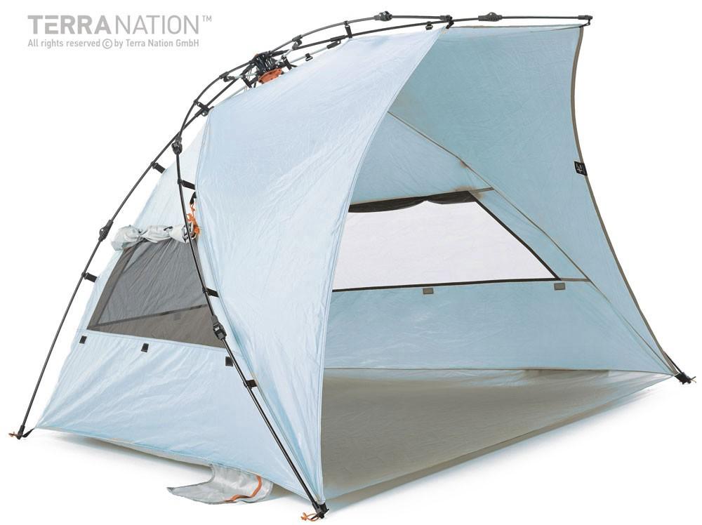 Tenda da spiaggia REKAKOHU Blue Terra Nation