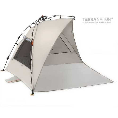 Tenda da spiaggia HAREKOHU Plus Sand Terra Nation