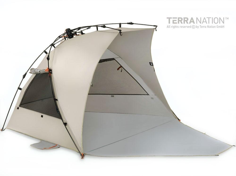 Tenda da spiaggia REKAKOHU Plus Sand Terra Nation