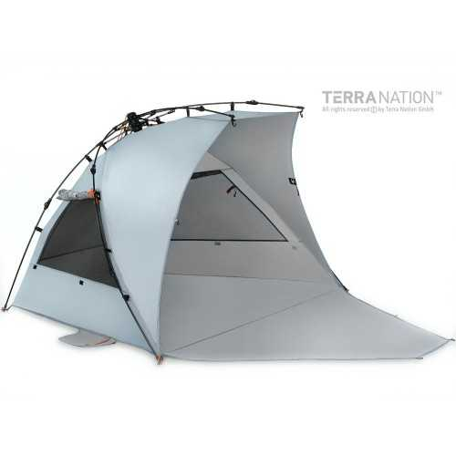 Tenda da spiaggia REKAKOHU Plus Blue Terra Nation